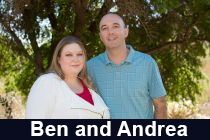 Ben and Andrea
