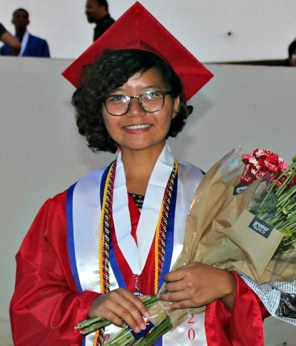 joan Huai graduation photo May 2017 UMP 3
