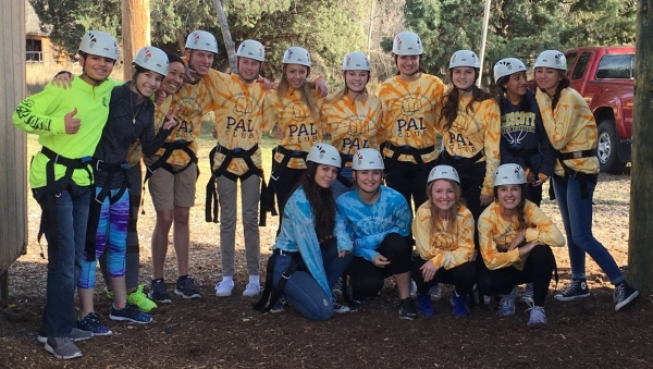 PAL Students Take On New Heights