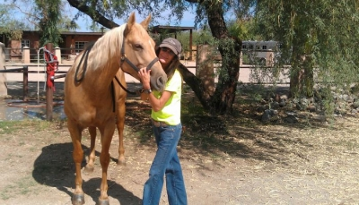 Veteran and Her Horse Get Three Miracles